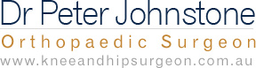 Dr Peter Johnstone - Orthopaedic Surgeon
